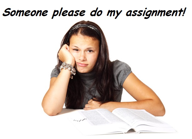 Do the assignment